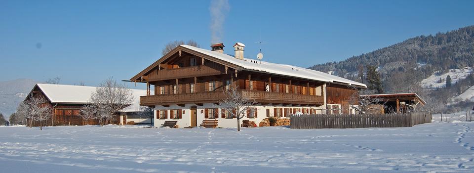 Haus-im-Winter